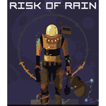 Risk of Rain (RU/CIS) - STEAM Gift