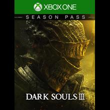 ✅ DARK SOULS III - Season Pass DLC XBOX ONE Key 🔑