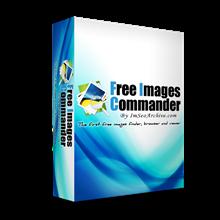 Free Images Commander software
