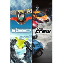 Steep and The Crew XBOX ONE & Series X|S  code🔑
