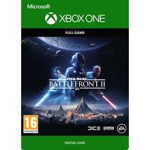 STAR WARS Battlefront II / XBOX ONE DIGITAL CODE 🔑