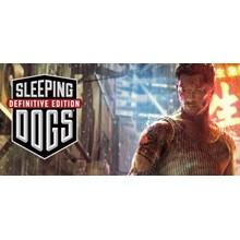 Sleeping Dogs: Definitive Edition (Steam Key GLOBAL)