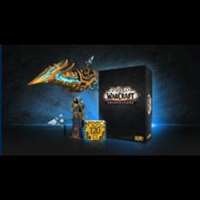 WOW Shadowlands - Heroic Edition (US/NA) +50lvl