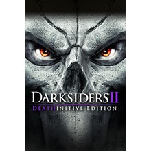 Darksiders II Deathinitive Edition Xbox One key 🔑