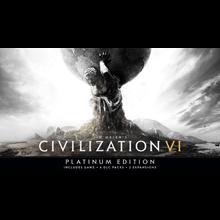 🔴CIVILIZATION VI PLATINUM EDITION🔴 (STEAM)+GIFT