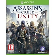 ASSASSIN´S CREED UNITY XBOX ONE,SERIES X|S🔑KEY GLOBAL