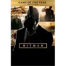 HITMAN™: G.O.T.Y XBOX ONE code🔑