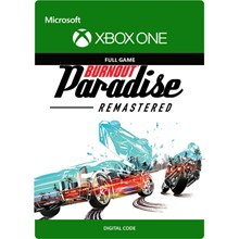 Burnout Paradise Remastered Xbox One digital code / key
