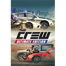 The Crew® Ultimate Edition Xbox One & Series code🔑