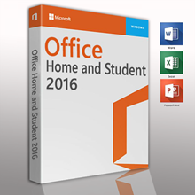 Office 2016 Home & Student For Windows PC- ✅ Lifetime