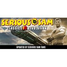 Serious Sam Classics Revolution / Steam Gift / Russia