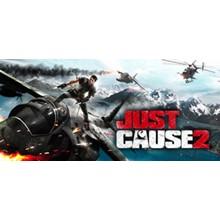 Just Cause 2 / Steam Gift / RU 💳0%