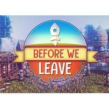Before We Leave - EPIC GAMES ACCESS OFFLINE