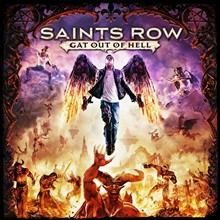 Saints Row : Gat out of Hell XBOX One key 🔑 Code 🇦🇷