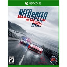 Need For Speed Rivals XBOX ONE digital game code / key