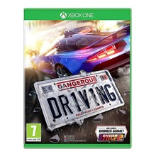 Dangerous Driving  XBOX ONE game code