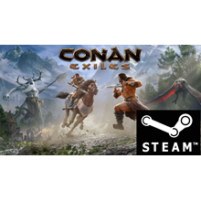 ⭐️ Conan Exiles STEAM ONLINE (GLOBAL) + BONUS