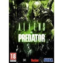 Aliens vs. Predator (Steam Gift Region Free / ROW)