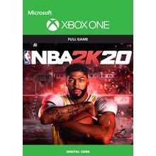 CODE🔑KEY XBOX SERIES   NBA 2K20