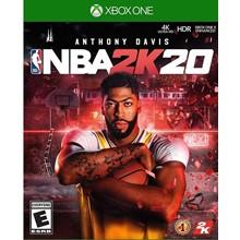 ✅⭐✅ NBA 2K20 XBOX ONE   LIFETIME WARRANTY❤️🎮