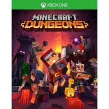 Minecraft Dungeons XBOX ONE key 🔑🥇✔️💪💥