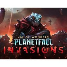 Age of Wonders: Planetfall: DLC Invasions (Steam KEY)