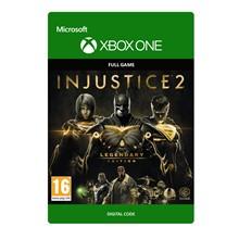 Injustice 2 Legendary Edition XBOX ONE key
