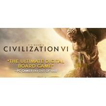 Sid Meier´s Civilization® VI ONLINE EPIC GAMES MAIL 🛡️