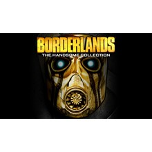 BORDERLANDS: THE HANDSOME COLLECTION Epic Games