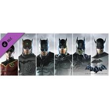 Batman: Arkham Origins - New Millennium Skins Pack DLC