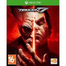 ✅⭐✅ Tekken 7   XBOX ONE   LIFETIME WARRANTY❤️🎮