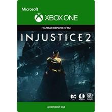 ✅Injustice 2 Xbox One Digital Key 🌍🔑
