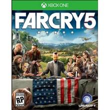 Far Cry® 5  Xbox One & Series X|S code🔑