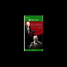 Hitman HD Enhanced Collection XBOX ONE game code / key