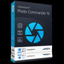 Ashampoo®  Photo Commander 16 key