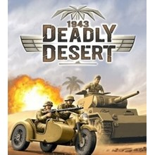 1943 Deadly Desert (Steam key / Region Free)