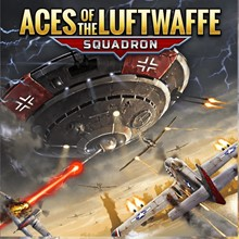 Aces of the Luftwaffe Squadron Steam key / Region Free