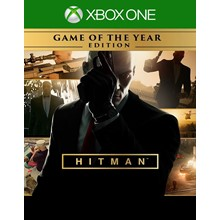 ✅HITMAN - Game of the Year Edition XBOX ONE Code🔑