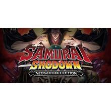💾 SAMURAI SHODOWN NEOGEO COLLECTION EPIC GAMES MAIL 💥