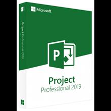 Microsoft Project Pro 2019 - ESD