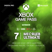 🌎XBOX GAME PASS ULTIMATE 1 MONTH + EA PLAY