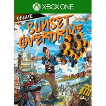✅ Sunset Overdrive Deluxe Edition XBOX ONE Key 🔑