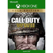 ✅Call of Duty®: WWII - Gold Edition Xbox One Key🌍🔑