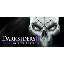 Darksiders II - Deathinitive Ed (STEAM KEY/REGION FREE)