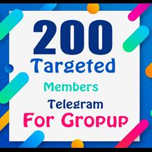 200 Target Members(Group)