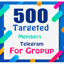 500 Target Members (For Group)