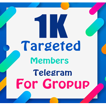 1000 Target Members (For Group)