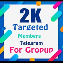 2000 Target Members (For Group)