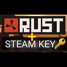 🔥 RUST + STEAM KEY RANDOM (Region Free)