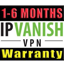 IPVanish VPN l PREMIUM till 2021 year ✅ WARRANTY 🔥